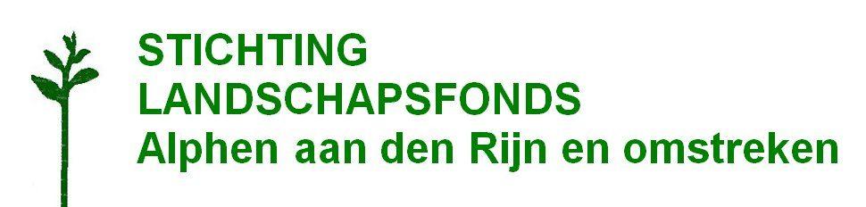 Landschapsfonds Alphen aan den Rijn e.o.